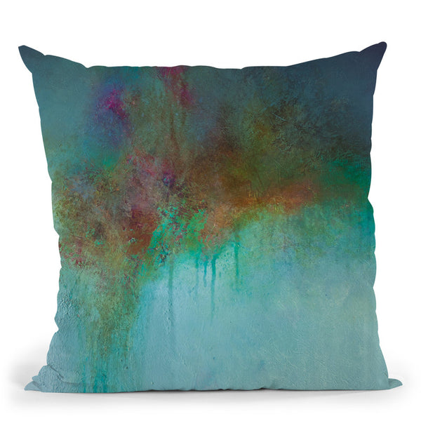 Glorious Day Throw Pillow By Ch Studios - All About Vibe