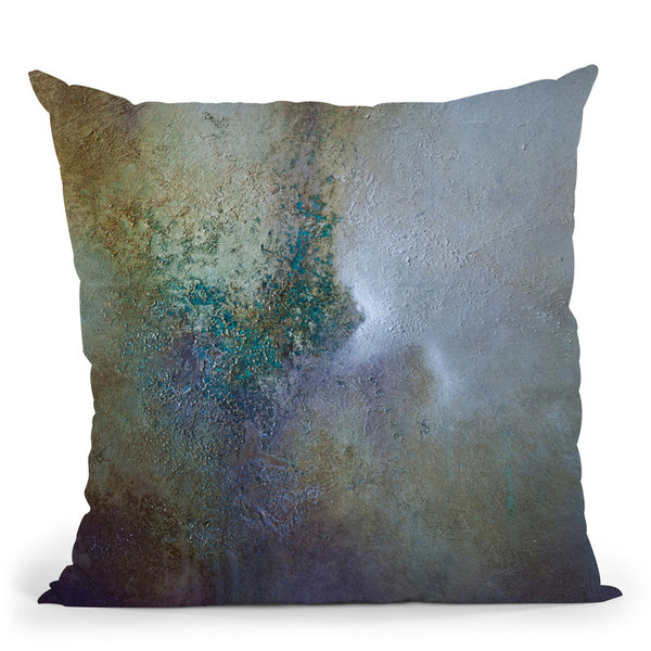 Mist Throw Pillow By Ch Studios - All About Vibe