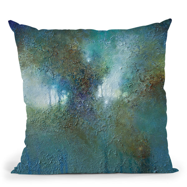 Mystic Forest Throw Pillow By Ch Studios - All About Vibe