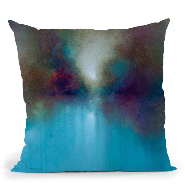 Quiet Place Throw Pillow By Ch Studios - All About Vibe