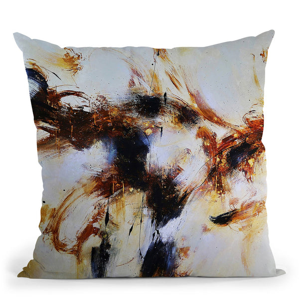 Deepest Expression Throw Pillow By Ch Studios - All About Vibe