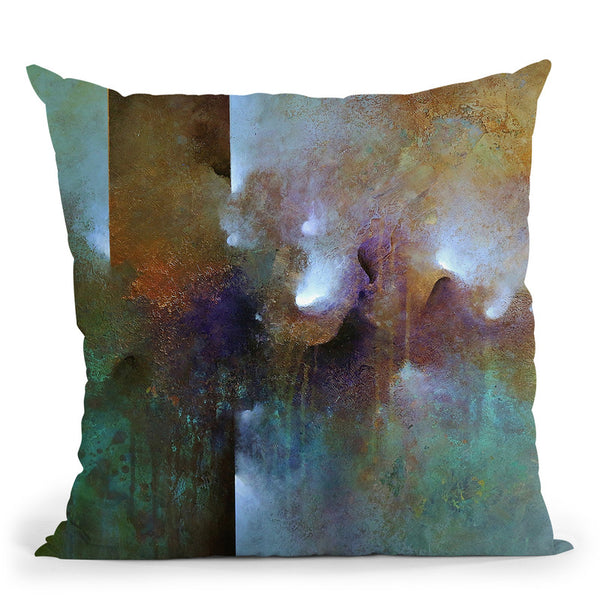 My Temple Throw Pillow By Ch Studios - All About Vibe