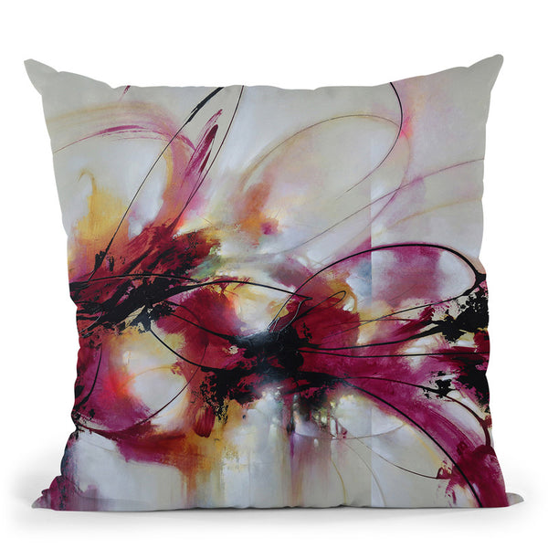 Carried Away Throw Pillow By Ch Studios - All About Vibe