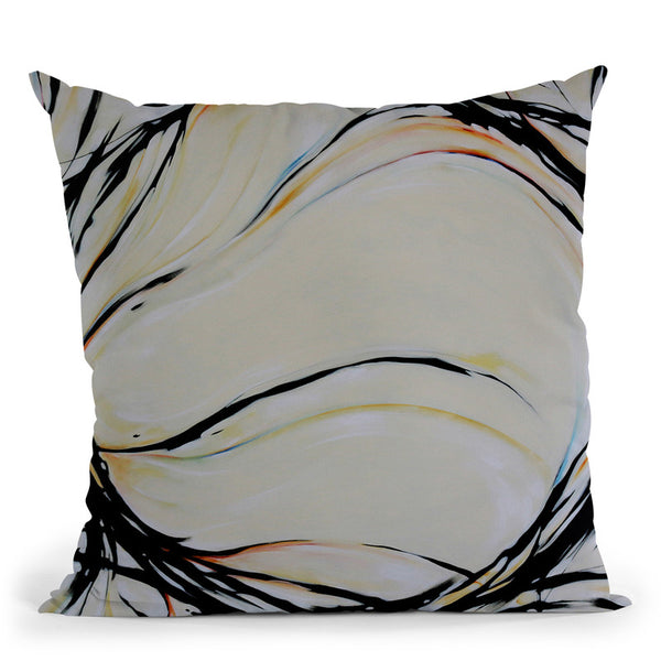 Daydream Throw Pillow By Ch Studios - All About Vibe