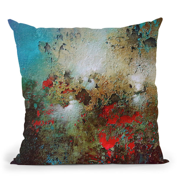 Inner Spirit Throw Pillow By Ch Studios - All About Vibe