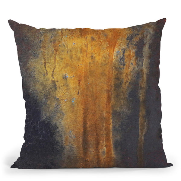 Rusted Falls 2 Throw Pillow By Ch Studios - All About Vibe