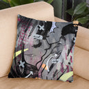 And Only Throw Pillow By Dan Monteavaro - All About Vibe