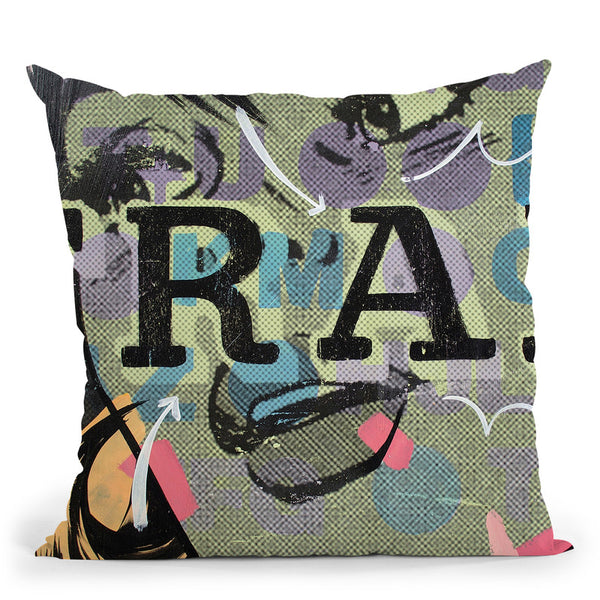 Trap Throw Pillow By Dan Monteavaro - All About Vibe
