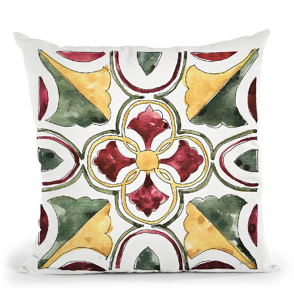 Oaked And Aged Vi Throw Pillow By Anne Travoletti