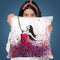 Strawberry Dancer Throw Pillow By Ashvin Harrison