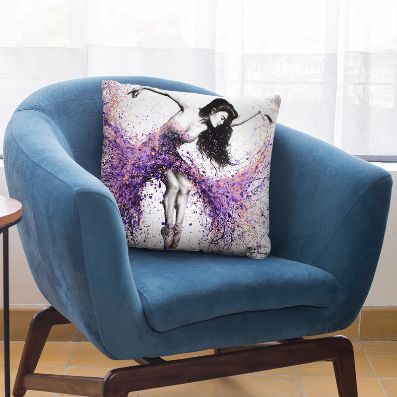 The Last Coral Dance Throw Pillow By Ashvin Harrison