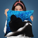 The Last Night Throw Pillow By Ashvin Harrison