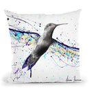 Together We Fly-V1 Throw Pillow By Ashvin Harrison