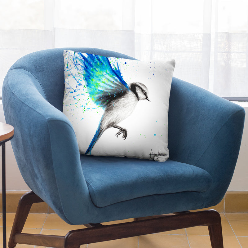 Tropical Oasis Throw Pillow By Ashvin Harrison