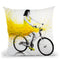 A Beautiful Sunday Throw Pillow By Ashvin Harrison