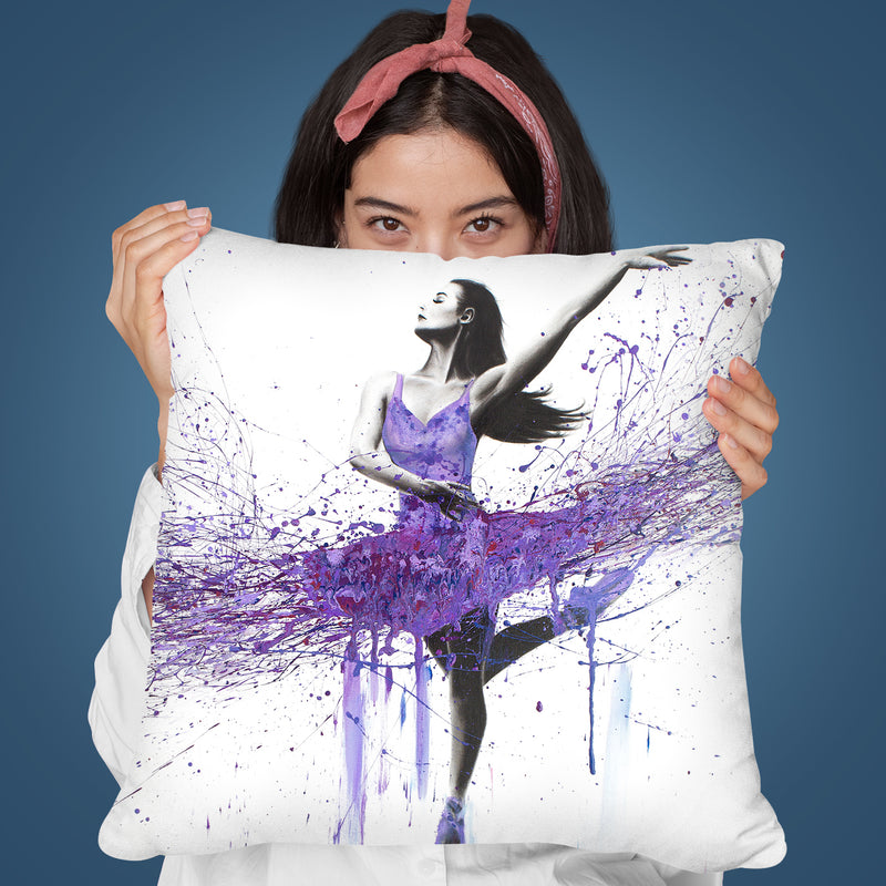 You Bought Blueberries Throw Pillow By Ashvin Harrison