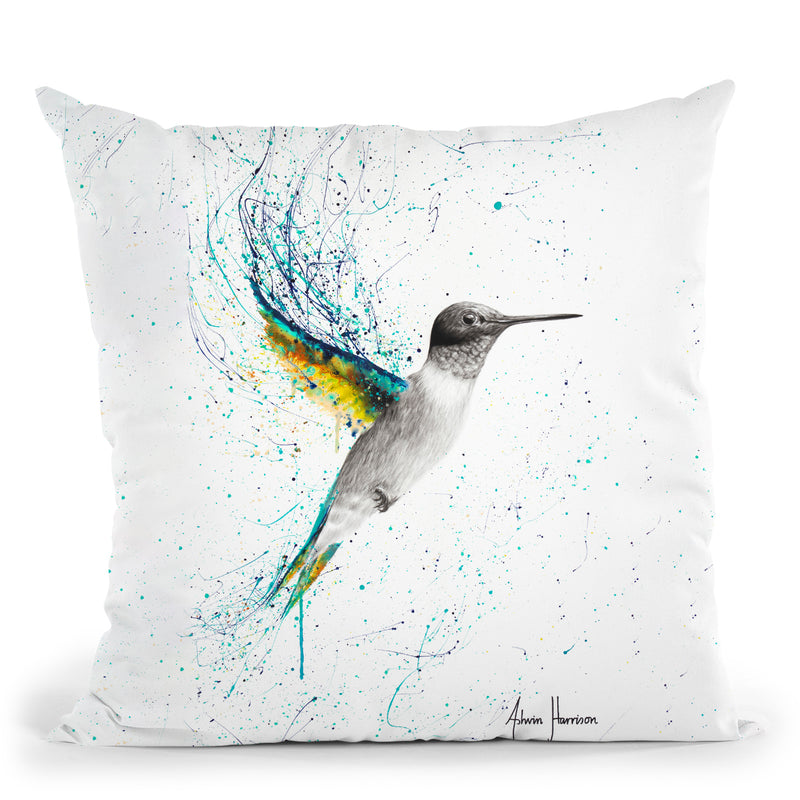 Finding Home Throw Pillow By Ashvin Harrison