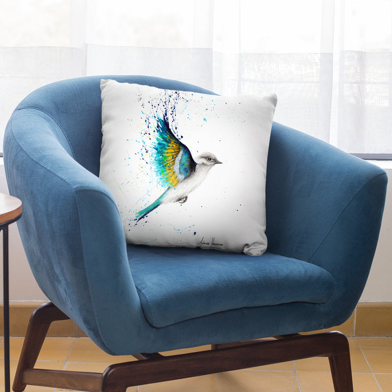 Freedom To Explore Throw Pillow By Ashvin Harrison