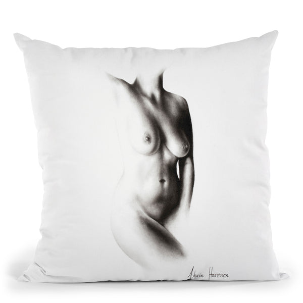 Remembering Throw Pillow By Ashvin Harrison