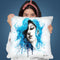 The Allure Of Aphrodite Throw Pillow By Ashvin Harrison