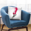 Wine Night Throw Pillow By Ashvin Harrison