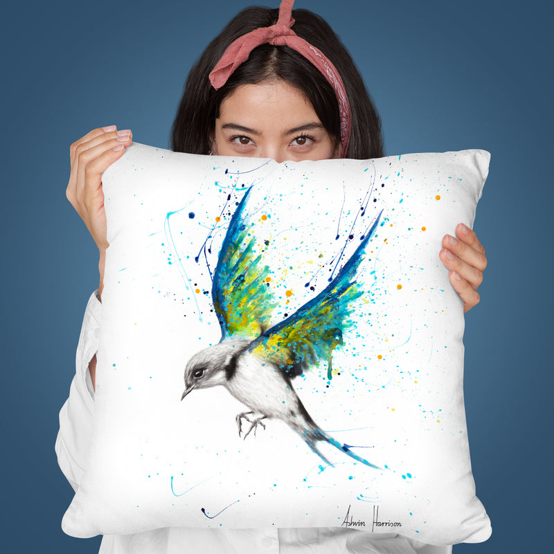 Within A Lake Throw Pillow By Ashvin Harrison