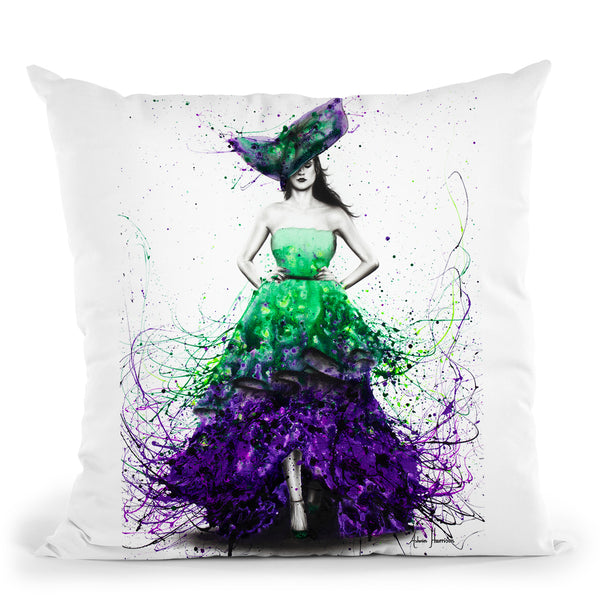 A Melbourne Night Throw Pillow By Ashvin Harrison