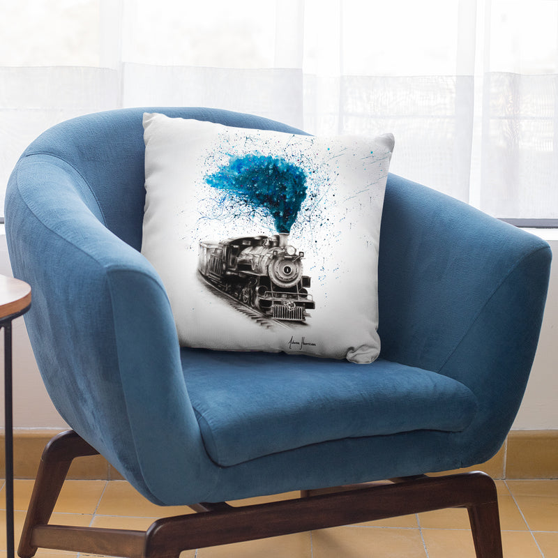 Time Voyager Throw Pillow By Ashvin Harrison