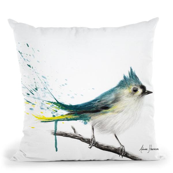 Change In The Air Throw Pillow By Ashvin Harrison