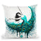 Chrysocolla Dance Throw Pillow By Ashvin Harrison
