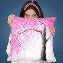 Crown Blossom Throw Pillow By Ashvin Harrison