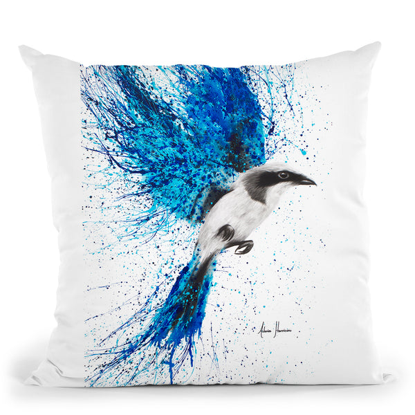 A New Direction Throw Pillow By Ashvin Harrison