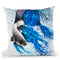 Dancing Gourami Throw Pillow By Ashvin Harrison