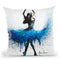 Evening Sonata Throw Pillow By Ashvin Harrison