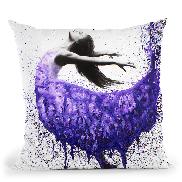 Inner Spirit Throw Pillow By Ashvin Harrison