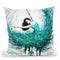 Jade Ballet Throw Pillow By Ashvin Harrison