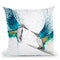 Kingfisher Memories Ver1 Throw Pillow By Ashvin Harrison