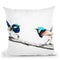 Last Goodbye Throw Pillow By Ashvin Harrison