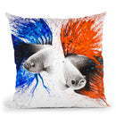 Love At First Sight Throw Pillow By Ashvin Harrison