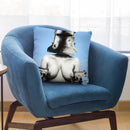 Ned Kelly Guns Throw Pillow By Ashvin Harrison