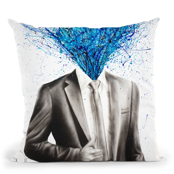 Nevermind Today Throw Pillow By Ashvin Harrison