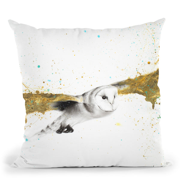 Night Adventurer Throw Pillow By Ashvin Harrison