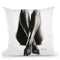 Nude Woman Charcoal Study 44 Throw Pillow By Ashvin Harrison