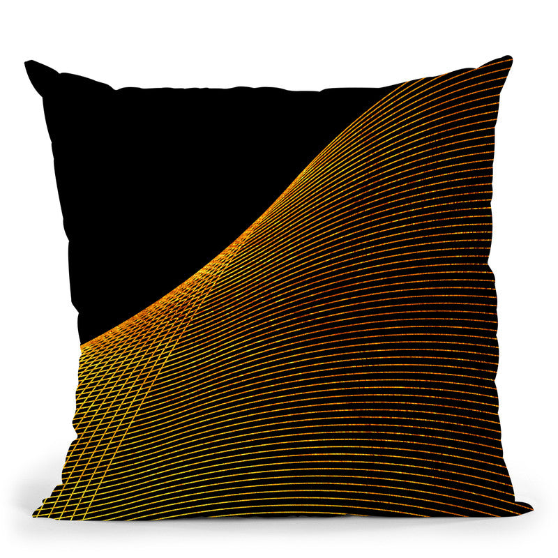 Fashion Lines Pair Ii Throw Pillow By Alexandre Venancio