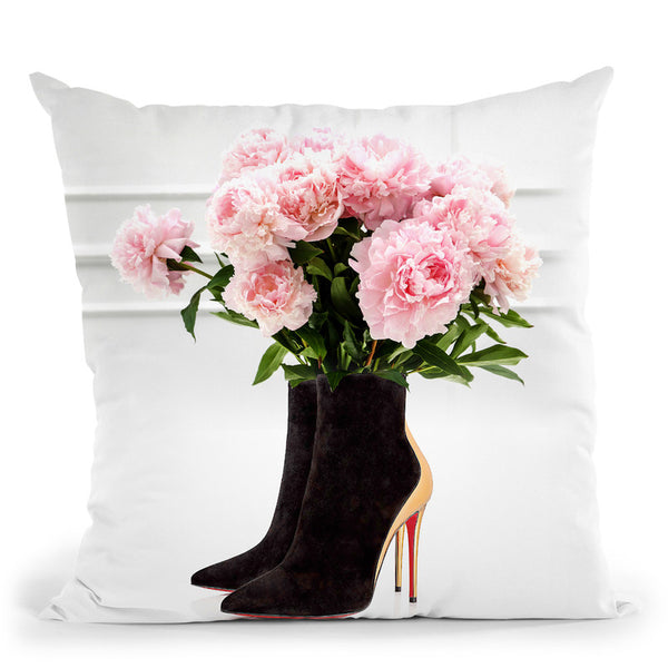 Fashion Loubotin Throw Pillow By Alexandre Venancio