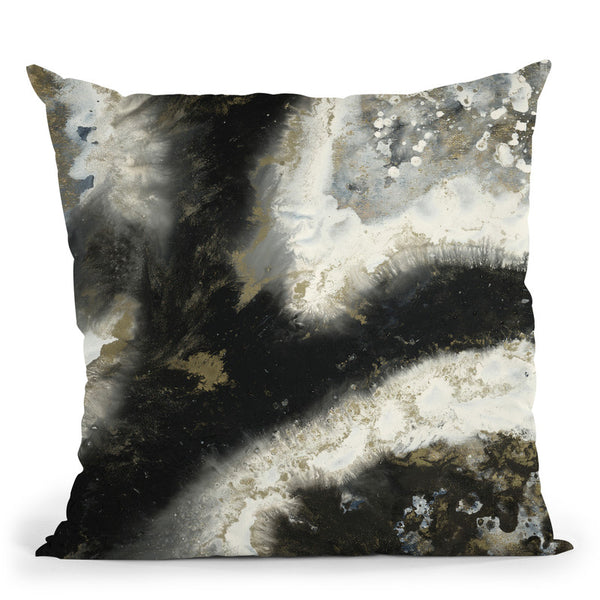 Moss Agate Throw Pillow By Blakely Bering