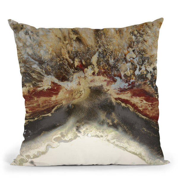 Unite Throw Pillow By Blakely Bering