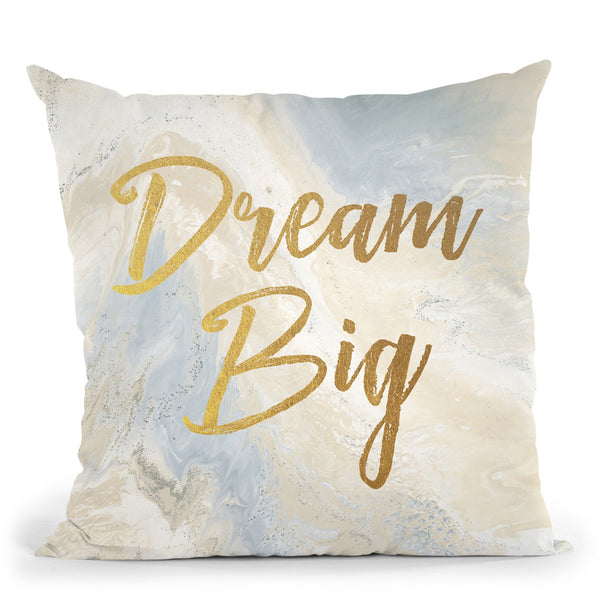 Dream Big Throw Pillow By Blakely Bering