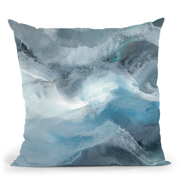 Oceanic Throw Pillow By Blakely Bering