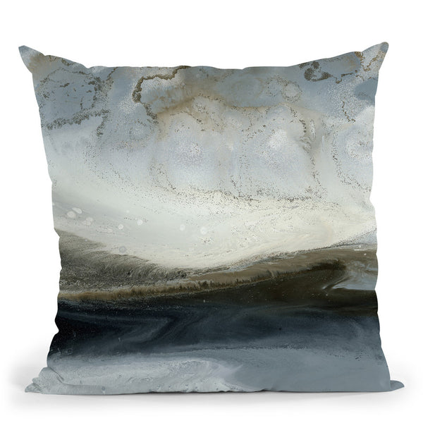 Rush Throw Pillow By Blakely Bering